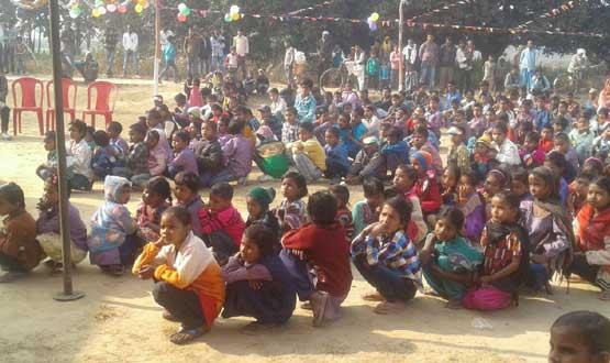 Republic day celebration by team Nayi Kiran
